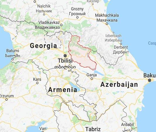 Georgia-Region