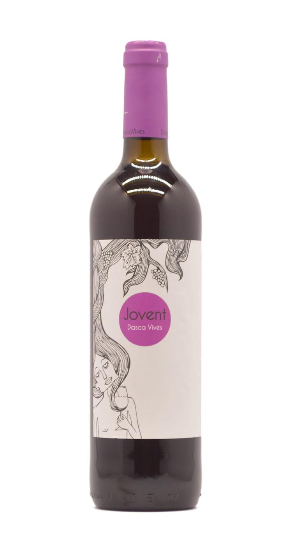 Jovent wine bottle