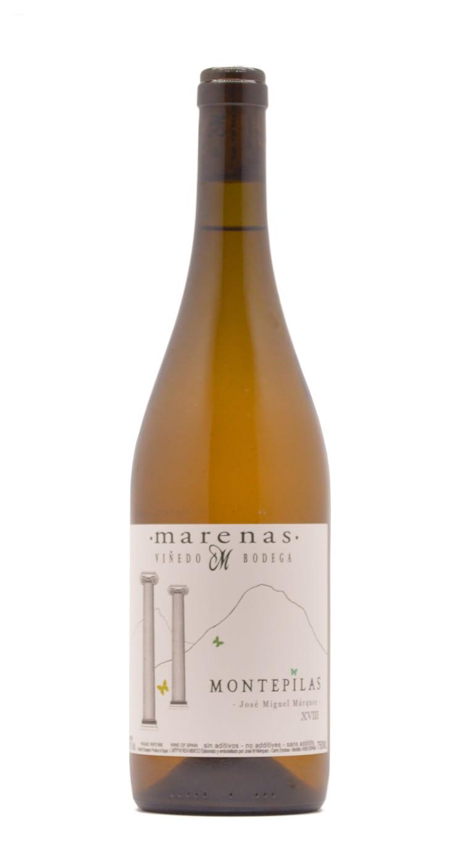 Montepilas - Wine Bottle