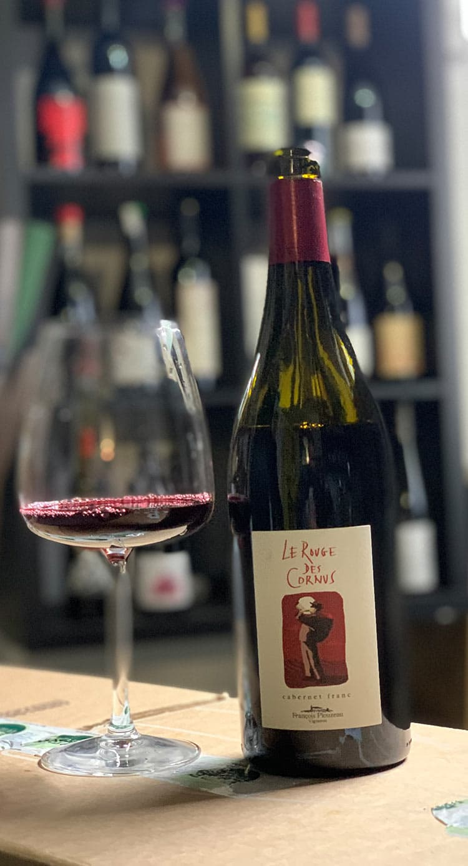 Le rouge des cornus - Wine