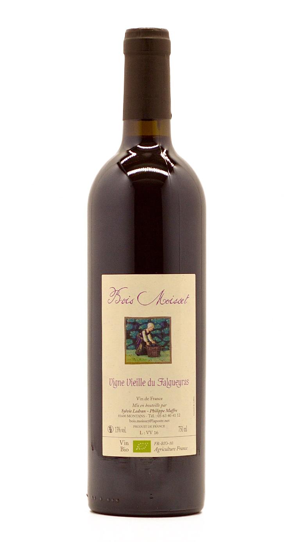 Old vine of Falgueyras