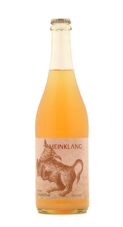 Weisser Meinklang Orange Wine